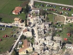 Жертвами землетрясений в Италии стали более 150 человек