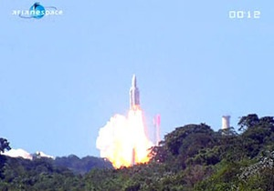 Ракета Ariane-5 вывела на орбиту французский спутник-шпион
