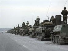 Россия перебрасывает в районы Цхинвали спецназ