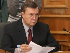 Янукович рассказал, когда ПР решит судьбу Богословской