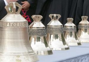 новости Сумской области - контрабанда - спирт - В Сумской области мужчина пытался перевезти через границу 600 литров спирта и церковный колокол