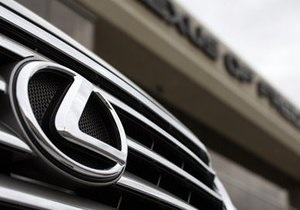 Toyota представит автомобиль, сделанный полностью из карбона