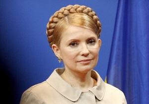 Тимошенко готовится изменить прическу