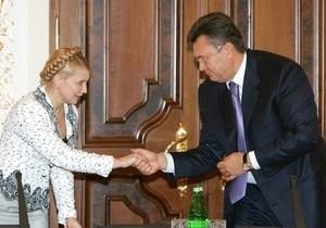 Тимошенко возлагает большие надежды на теледебаты