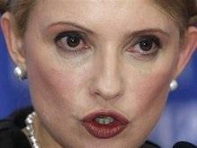 Тимошенко: Или отставка Черновецкого, или БЮТ не участвует в работе Рады (обновлено)