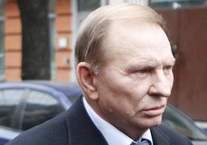 Экспертиза пленок: Защита Кучмы просит привлечь иностранных специалистов