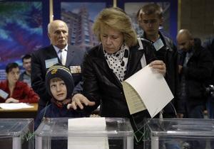 Ъ: Украина не вняла советам международных экспертов. Власть не спешит принимать Избирательный кодекс