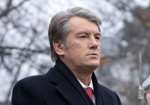 Ющенко 10 марта почтит память Шевченко во Львове
