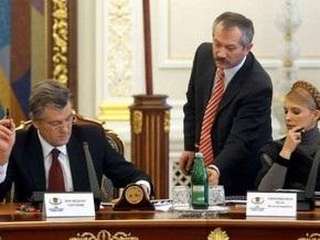Ющенко назвал отставку Пинзеника гражданским поступком принципиального человека