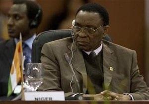 Переворот в Нигере: Военные захватили президента