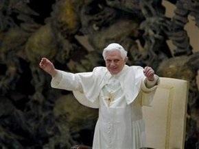 Папа Римский откроет канал на YouTube