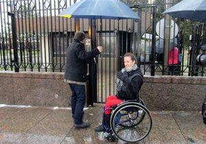 В посольство России в США не пустили усыновленных американцами инвалидов с петицией Путину