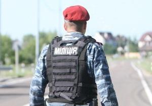 В Симферополе трое хулиганов напали на сотрудника Беркута