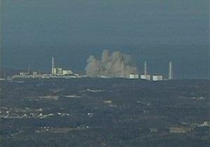 На японской АЭС Фукусима-1 произошел новый взрыв
