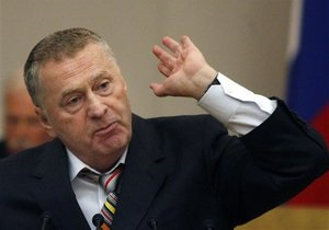 Жириновский предложил сдать Крым в аренду России