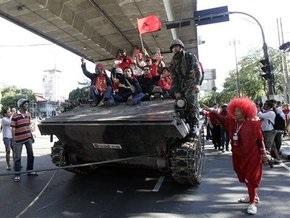Власти Таиланда грозят применить силу в отношении демонстрантов