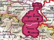 В Южной Осетии осталось множество неразорвавшихся снарядов