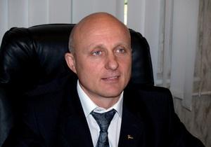 Арестован мэр Немирова, который попался на взятке в 1,85 миллиона гривен