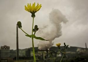 В 2010 году выбросы углекислого газа побили все рекорды