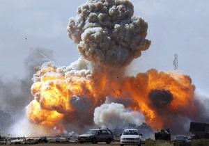 Триполи призвал страны Африки вместе противодействовать западной коалиции