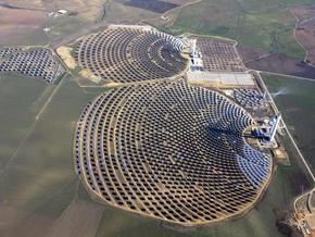 В Испании начала работу крупнейшая в мире солнечная электростанция