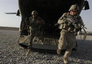 Авиация НАТО за сутки уничтожила в Афганистане около 40 талибов