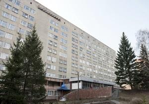 На территорию больницы, где планируют лечить Тимошенко, прибыла медкомиссия