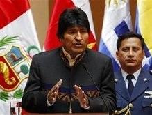 Столкновения в Боливии: Есть жертвы