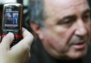 Березовский задолжал юристам 130 млн фунтов - СМИ