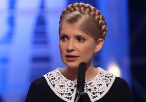 Тимошенко заявляет о готовности объединиться с Ющенко ради страны