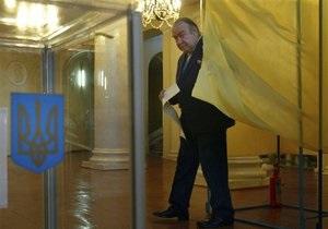 В Хмельницком глава теризбиркома заявил об исчезновении денег