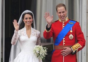 Принц Уильям с женой отправились в свадебное путешествие