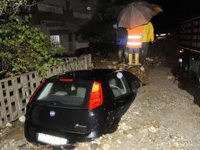 Фотогалерея: На Италию сошли потоки грязи