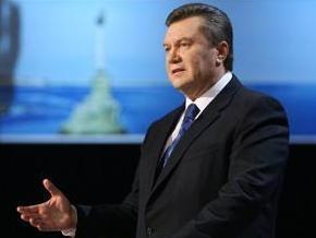 Опрос: Большинство украинцев считают, что президентом будет Янукович