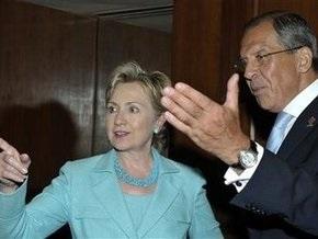 Лавров рассказал, о чем беседовал с глазу на глаз с Хиллари Клинтон