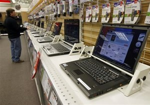 Ъ: Импорт ноутбуков в Украину резко сократился