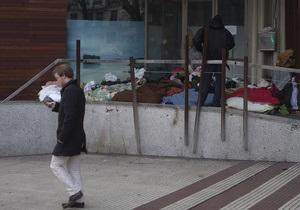Кризис еврозоны - Безработица - Франция обновила 16-летний рекорд по безработице