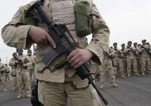 Силы НАТО в Афганистане отводят войска от границы с Пакистаном