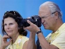 Киев посетит король Швеции с королевой