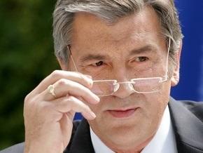 Ющенко заявил, что сепаратизм в Крыму подогревается высокопоставленными гражданами России