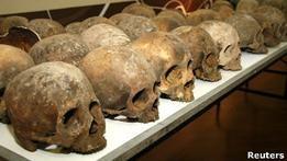 В могиле в Мексике найдены майя, а не жертвы нарковойны
