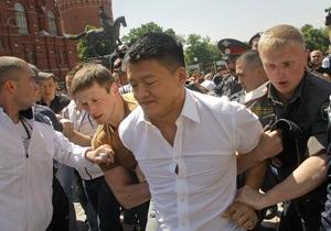 РПЦ выразила благодарность властям за пресечение гей-парада в Москве