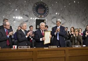 В Сенате США поддержали законопроект о поставках оружия сирийским повстанцам
