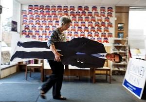 Беременная американка переехала мужа, отказавшегося проголосовать за Ромни