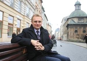 Корреспондент: Вперед и вверх. Львов первым в стране определил свой путь на десятилетия вперед