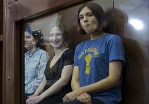 Суд отклонил иск жительницы Новосибирска к Pussy Riot