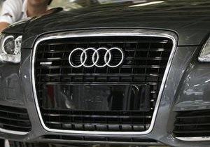 Audi встраивает в автомобили бесконтактную оплату парковки