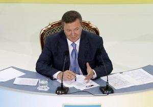 Янукович признался, что ему больно смотреть на массовые протесты украинцев