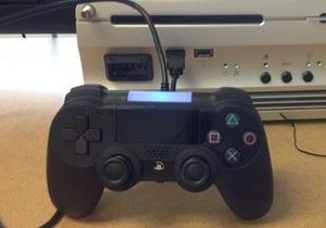 PlayStation 4 - в интернет попало фото геймпада новой консоли