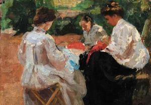 В Украине впервые на аукцион выставят картину Репина